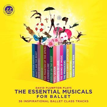 デヴィッド・プランプトン  David Plumpton: The Essential Musicals for Ballet (直輸入CD)