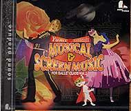 MUSICAL&SCREEN MUSIC For Ballet Class Vol.2  yumi yamanishi(CD)