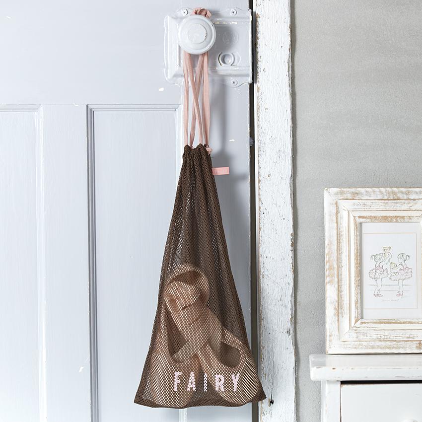 〈フェアリー〉 メッシュシューズバッグ