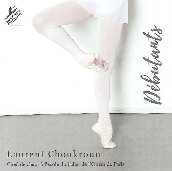 ローラン・シュクルン Laurent Choukroun Vol.27(CD)