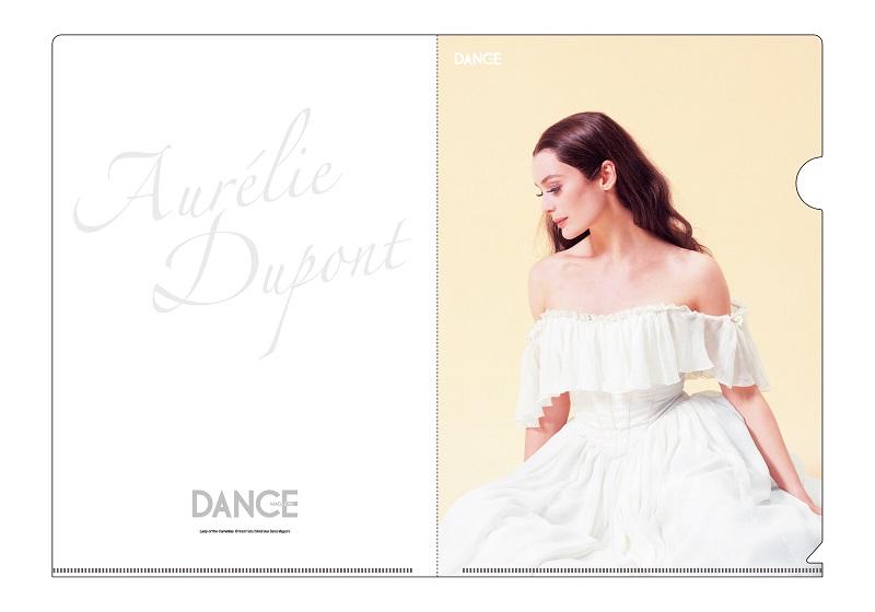 バレエダンサー A4クリアファイル:第2弾 パリ・オペラ座バレエダンサーシリーズ