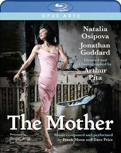 【OpusArte&BelAirフェア】アーサー・ピタ振付「マザー」オシポワ、ゴダード (直輸入Blu-ray)