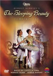 パリ・オペラ座バレエ「眠れる森の美女」プロローグ付(DVD)