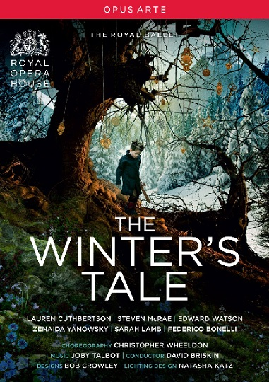英国ロイヤル・バレエ「冬物語」 (直輸入DVD)