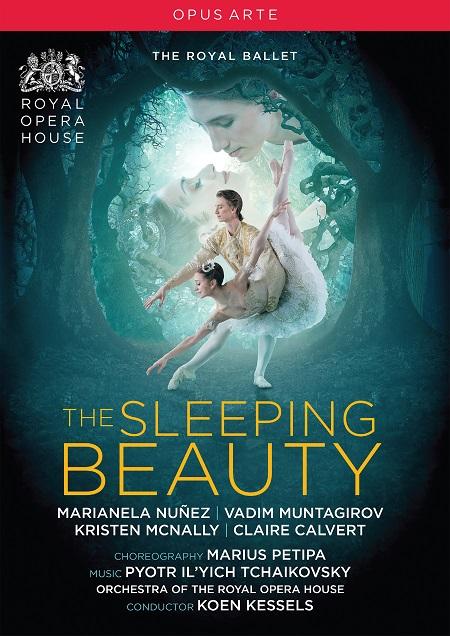 英国ロイヤル・バレエ「眠れる森の美女」2017 (直輸入DVD)