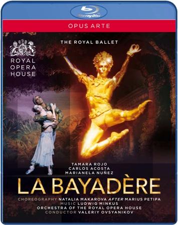 英国ロイヤル・バレエ 「ラ・バヤデール」ロホ&アコスタ(直輸入Blu-ray)