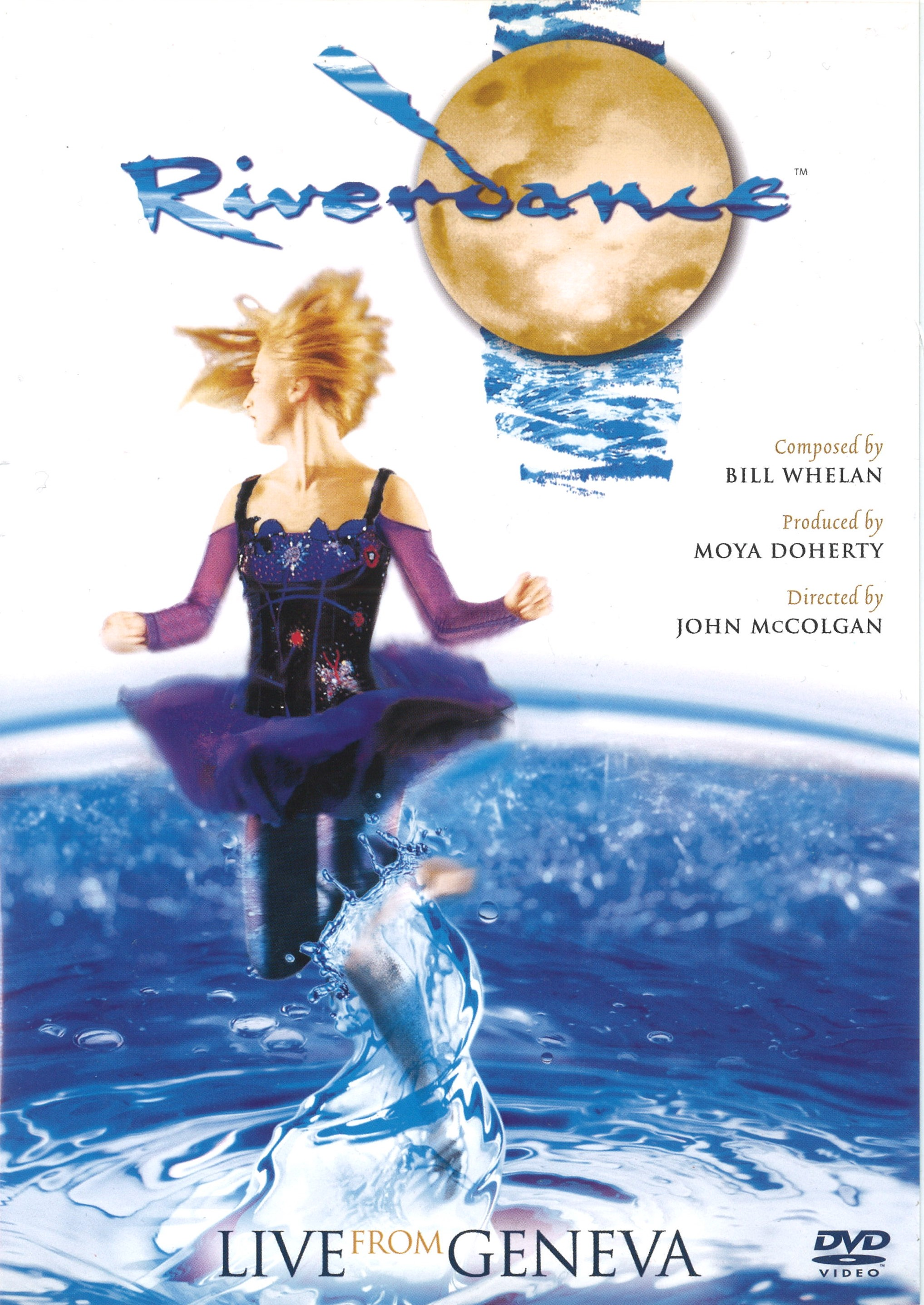 【OpusArte&BelAirフェア】River dance LIVE from GENEVA〈リバーダンス ライヴ・フロム・ジュネーヴ〉(直輸入DVD)