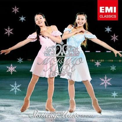 浅田舞&真央スケーティング・ミュージック2010-11(CD+DVD)