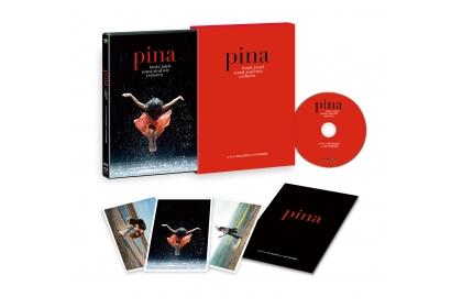 Pina/ピナ・バウシュ 踊り続けるいのち コレクターズ・エディション(Blu-ray)