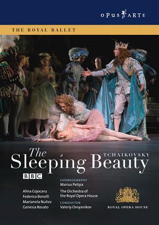 英国ロイヤル・バレエ「眠れる森の美女」プロローグ付・全3幕(直輸入DVD)