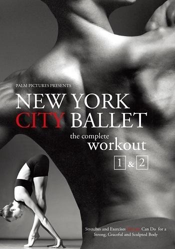 ニューヨーク・シティ・バレエ・ワークアウト Vol.1&2 (DVD)