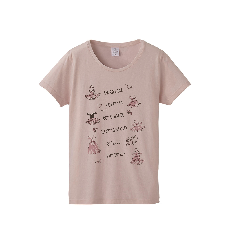 コスチュームプリントTシャツ
