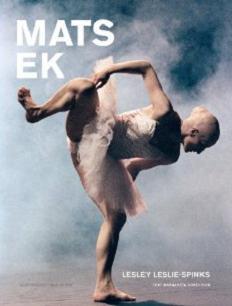 マッツ・エック「MATS EK」直輸入写真集(DVD付き)