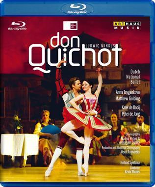 オランダ国立バレエ「ドン・キホーテ」(輸入Blu-ray)