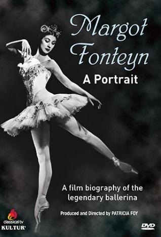 マーゴ・フォンティーンの肖像 Margot Fonteyn - A PORTRAIT (直輸入DVD)