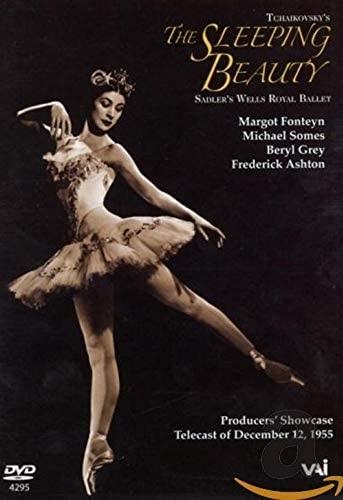 英国ロイヤル・バレエ「眠れる森の美女」マーゴ・フォンテイン (直輸入DVD)