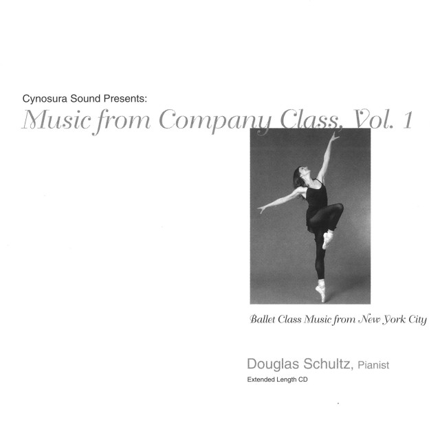 CD Music from Company Class Vol.1 (CC017)