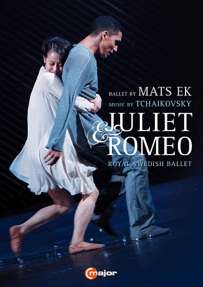 スウェーデン・ロイヤル・バレエ団 「ジュリエットとロミオ」 振付:マッツ・エック(直輸入DVD)