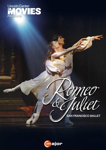 サンフランシスコ・バレエ「ロミオとジュリエット」トマソン版 (直輸入DVD)