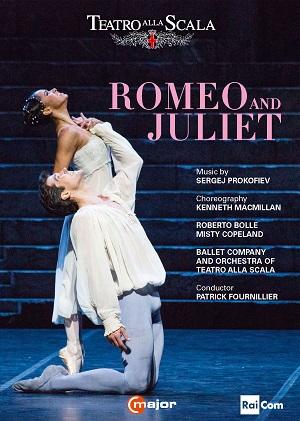 ミラノ・スカラ座バレエ「ロミオとジュリエット」(直輸入DVD)