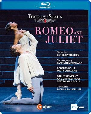 ミラノ・スカラ座バレエ「ロミオとジュリエット」(直輸入Blu-ray)