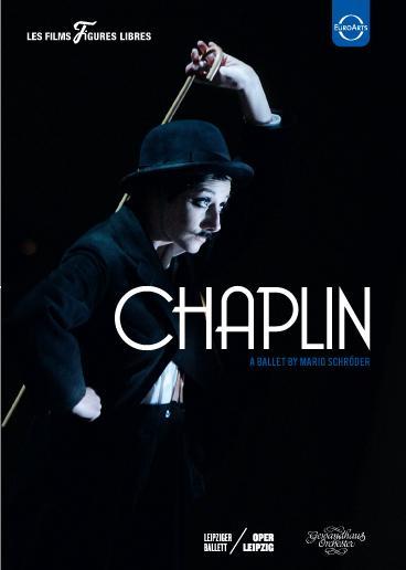 ライプツィヒ・バレエ団 「チャップリン」  振付:マリオ・シュレーダー(直輸入DVD)