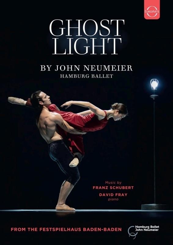 ハンブルク・バレエ「ゴースト・ライト」振付:ノイマイヤー(直輸入DVD)