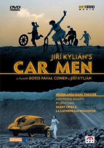イリ・キリアンのカーマン~ボリス・パヴァル・コーネンとイルジ・キリアンによる3編の短編映画 (直輸入DVD)