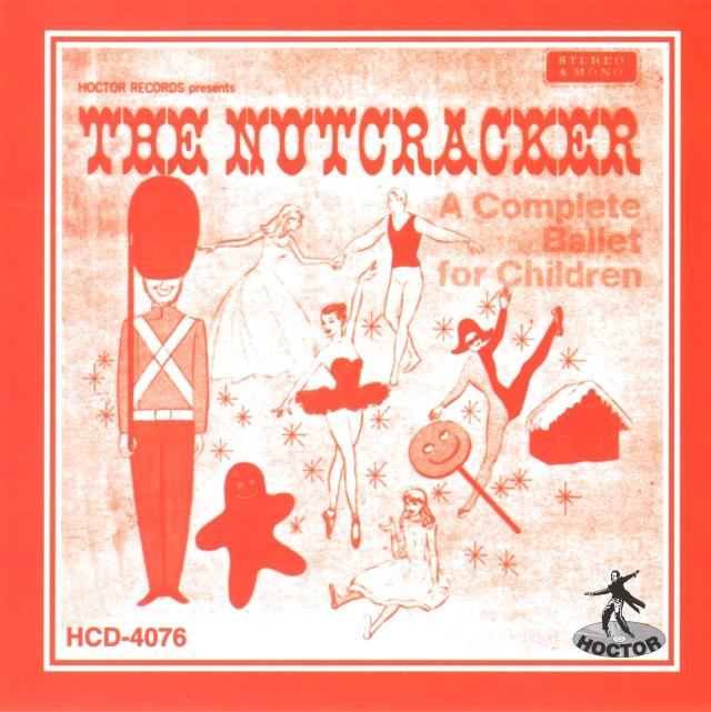 CD The Nutcracker (HCD-4076)