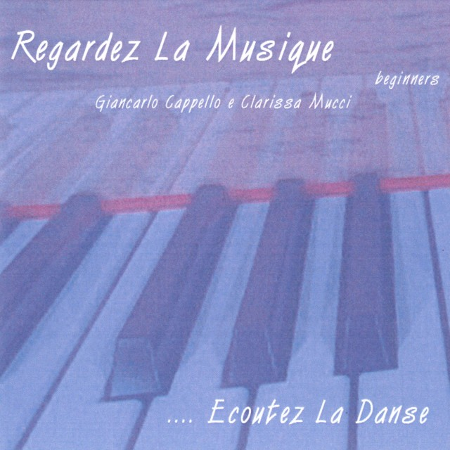 CD Regardez La Musique - Beginners (GC04C)