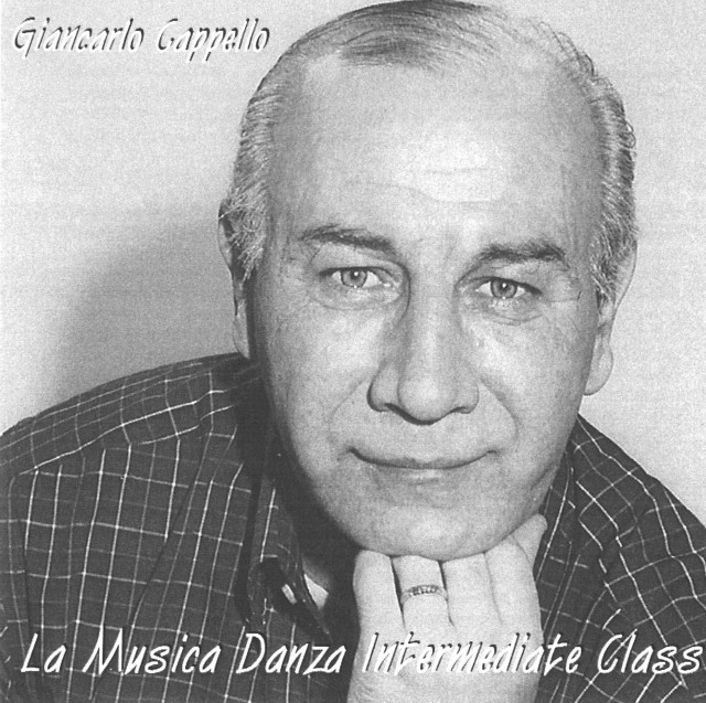 CD La Musica Danza - Intermediate (GC09C)