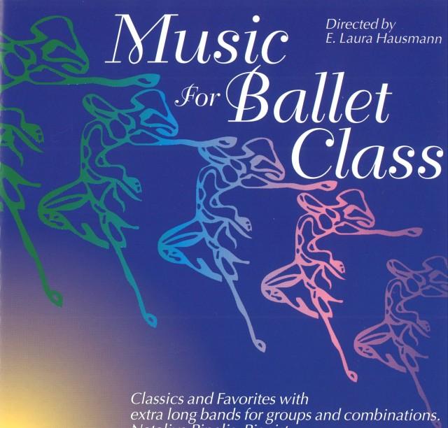 CD Music for Ballet Class (HM01C)