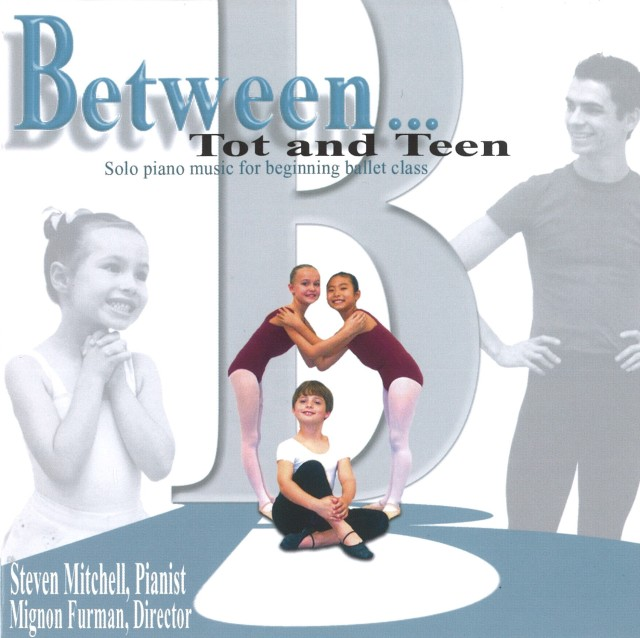 CD Between Tot and Teen (SM05C)