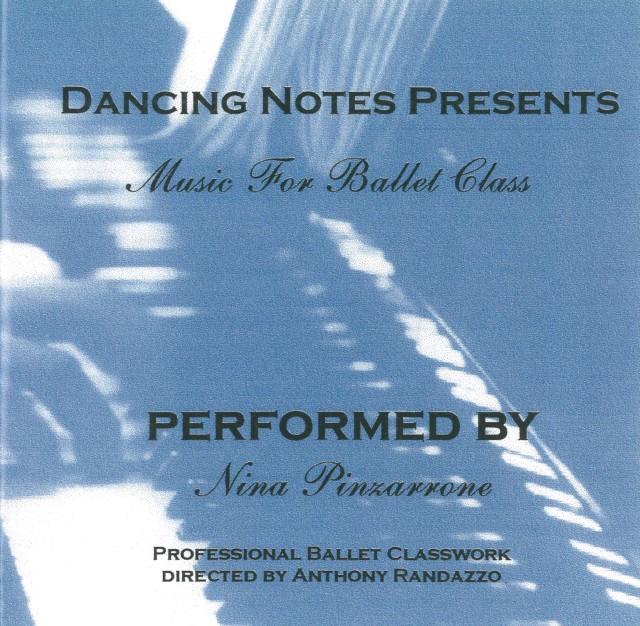 CD Dancing Notes Presents (PN01C)