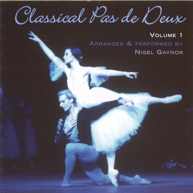 CD Classical Pas de Deux Vol.1 (NG07C)
