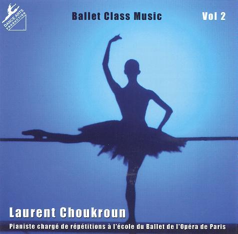 ローラン・シュクルン Laurent Choukroun Vol.2(CD)