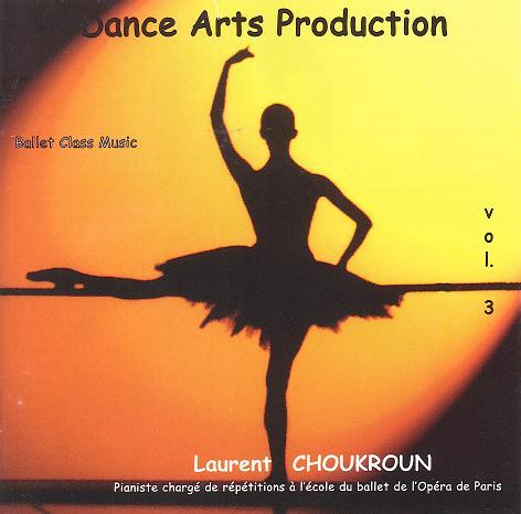 ローラン・シュクルン Laurent Choukroun Vol.3(CD)
