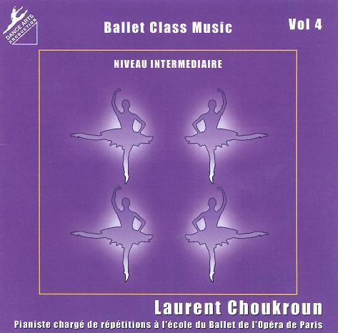 ローラン・シュクルン Laurent Choukroun Vol.4(CD)