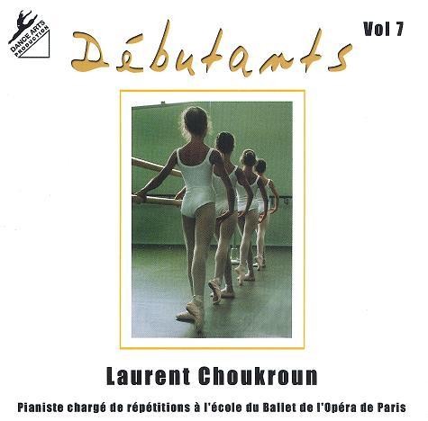 ローラン・シュクルン Laurent Choukroun Vol.7(CD)