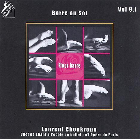 ローラン・シュクルン Laurent Choukroun Vol.9.1(CD)