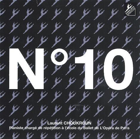 ローラン・シュクルン Laurent Choukroun Vol.10(CD)