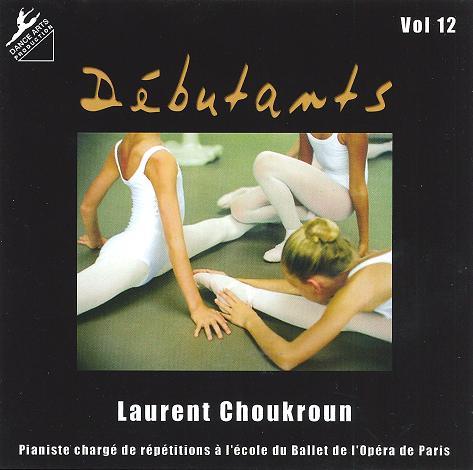 ローラン・シュクルン Laurent Choukroun Vol.12(CD)