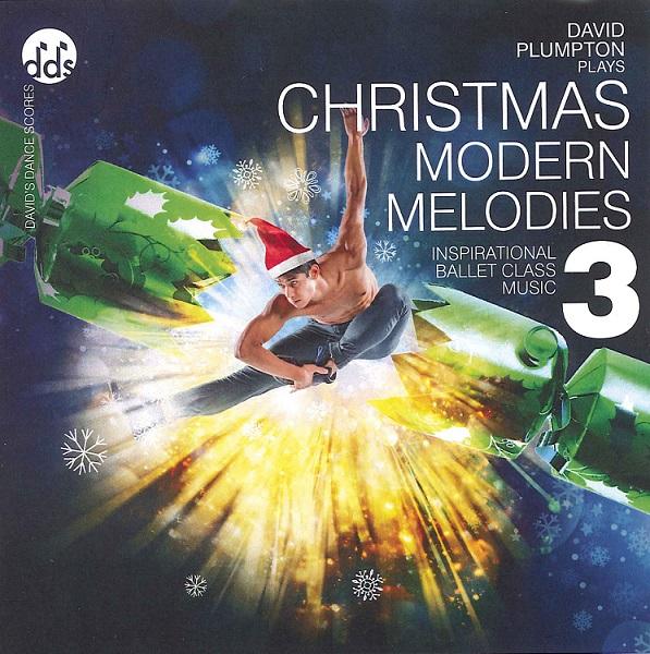 デヴィッド・プランプトン  David Plumpton: Christmas Modern Melodies3 (直輸入CD)