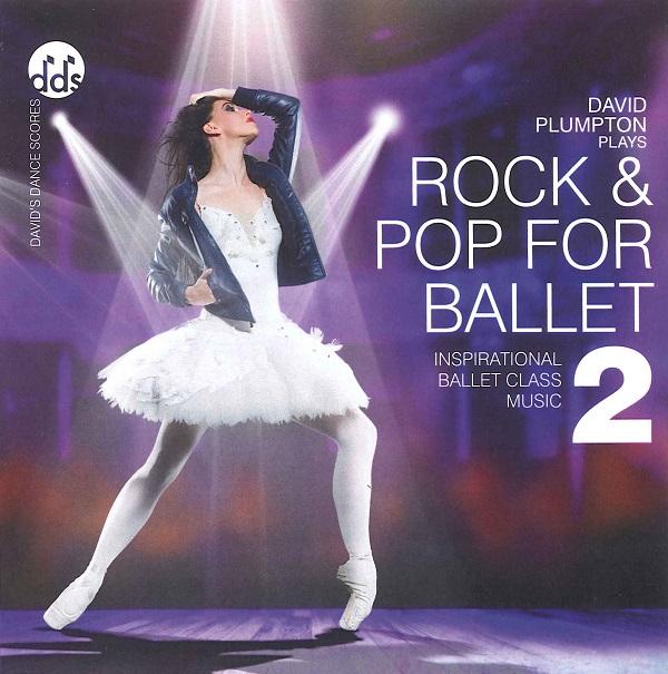 デヴィッド・プランプトン  David Plumpton: Rock and Pop for Ballet2 (直輸入CD)