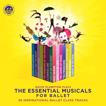 デヴィッド・プランプトン  David Plumpton: The Essential Musicals for Ballet (直輸入CD)