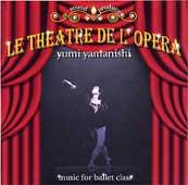 LE THEATRE DE L'OPERA yumi yamanishi(CD)
