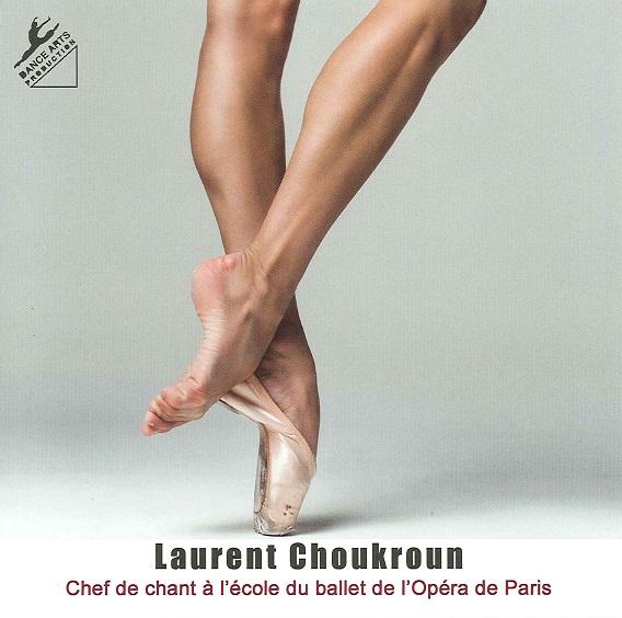 ローラン・シュクルン Laurent Choukroun Vol.26(CD)