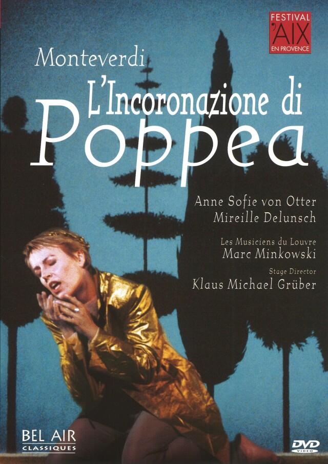 【OpusArte&BelAirフェア】L'Incoronazione di Poppea(ポッペアの戴冠)(直輸入DVD)