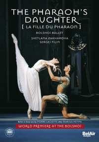 【OpusArte&BelAirフェア】ボリショイ・バレエ「ファラオの娘」ザハーロワ&フィーリン 全幕(直輸入DVD)