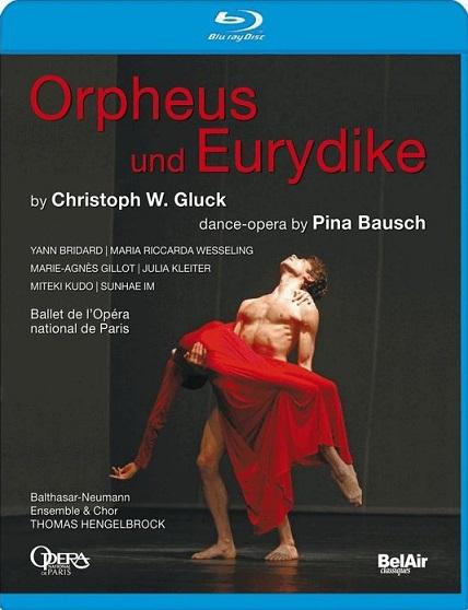 【OpusArte&BelAirフェア】パリ・オペラ座バレエ「オルフェオとエウリディーチェ」ピナ・バウシュ振付(直輸入Blu-ray)